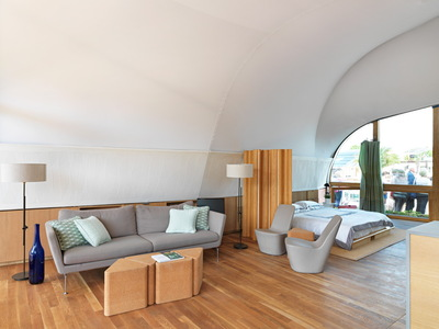 Solar Decathlon 2014: Techstyle Haus interior 6