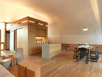 Solar Decathlon 2014: Techstyle Haus interior 7 by Architecture Department and Jonathan Knowles