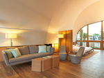 Solar Decathlon 2014: Techstyle Haus interior 8 by Architecture Department and Jonathan Knowles