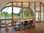 Solar Decathlon 2014: Techstyle Haus interior 9 by Architecture Department and Jonathan Knowles