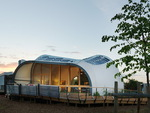 Solar Decathlon 2014: Techstyle Haus exterior 10 by Architecture Department and Jonathan Knowles