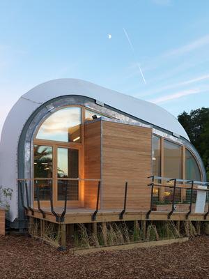 Solar Decathlon 2014: Techstyle Haus exterior 12