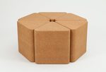 Cork Stools by Architecture Department and Jonathan Knowles