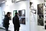 Alumni Exhibition (2017) by Project Open Door and Teaching + Learning in Art + Design Department