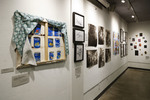 Alumni Exhibition (2018) by Project Open Door and Teaching + Learning in Art + Design Department