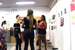 Alumni Exhibition (2019) by Project Open Door and Teaching + Learning in Art + Design Department