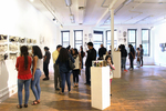 Saturday Portfolio Program Annual End of the Year Exhibition (2016) by Project Open Door and Teaching + Learning in Art + Design Department