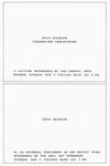 "Doug Huebler: ""Unexpected Perceptions""; Doug Huebler in an informal discussion of his recent work by Robert Horvitz"