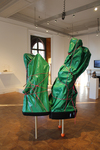Sculpture Department Exhibition 2014 by Campus Exhibitions and Sculpture Department