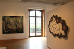 Painting Senior Exhibition April 2015 by Campus Exhibitions and Painting Department