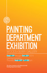 2016 Painting Department Exhibition by Campus Exhibitions and Painting Department