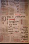 Final Draft | Graphic Design Senior Exhibition