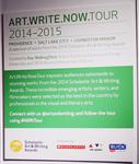 Art.Write.Now.Tour