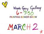 Painting Senior Show