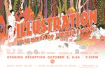 Illustration Triennial Exhibition by Campus Exhibtions and Illustration Department
