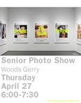 Senior Photo Show by Campus Exhibtions and Photography Department