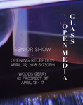 2018 Glass and Film Animation Video Open Media Senior Exhibition
